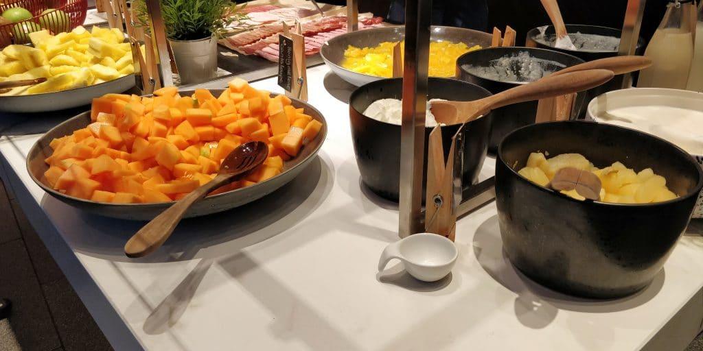Radisson Blu Frankfurt Frühstück