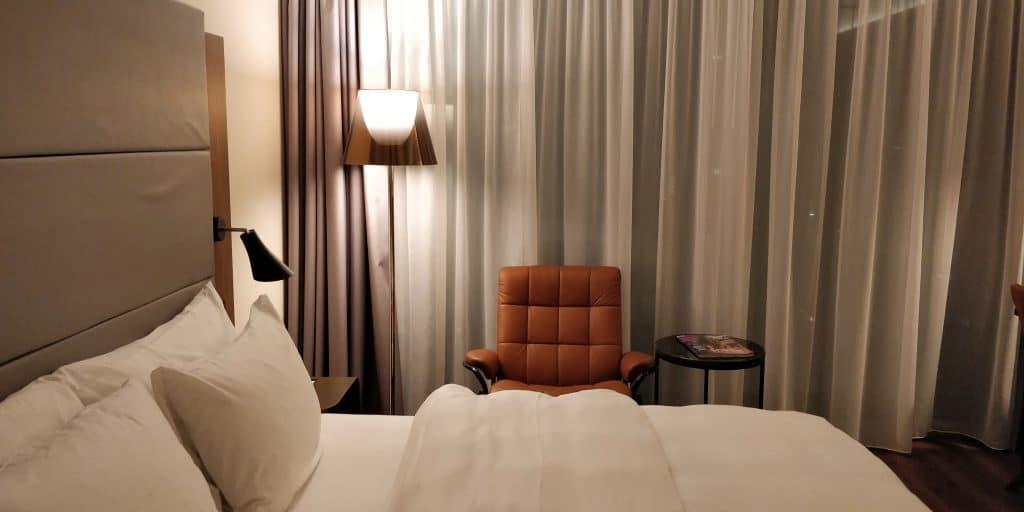 Radisson Blu Frankfurt Zimmer 6