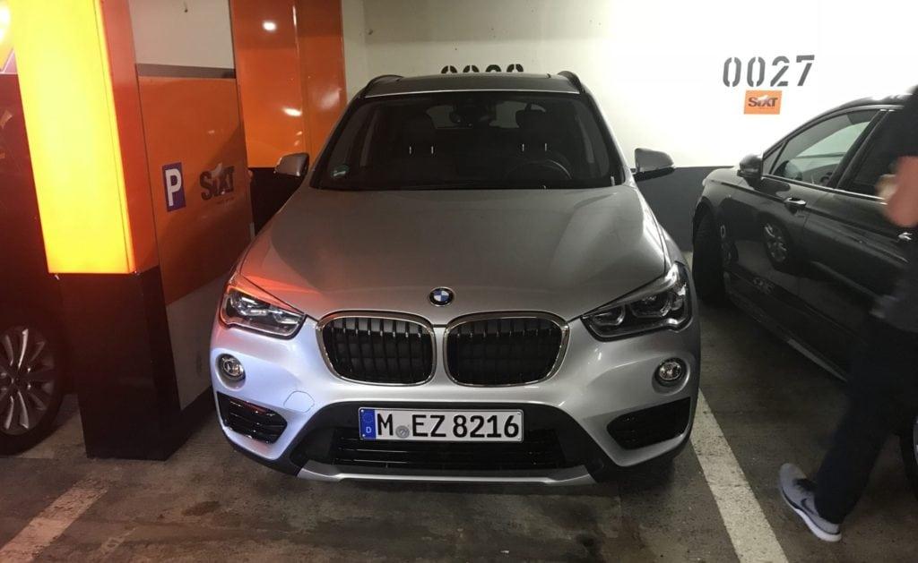 Sixt BMW X1