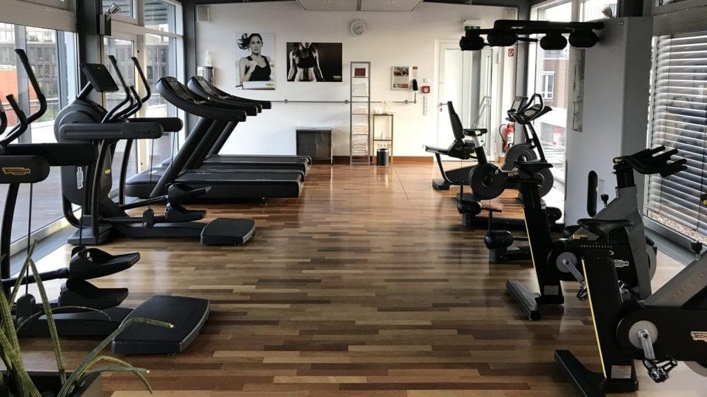 Steigenberger Hotel Hamburg Fitness 1