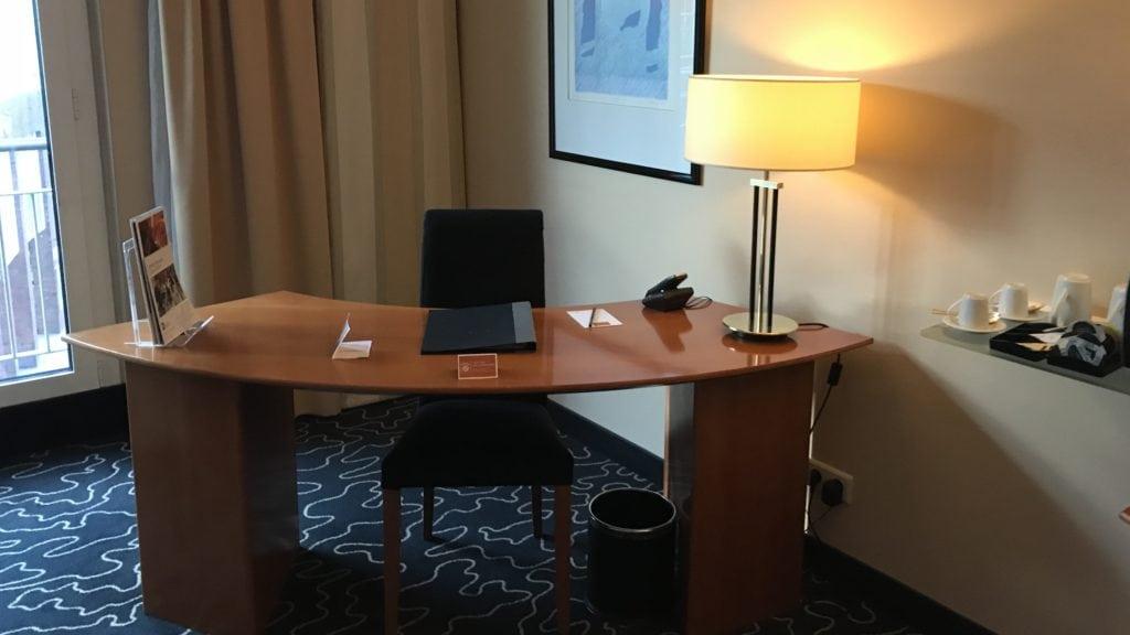 Steigenberger Hotel Hamburg Zimmer 4