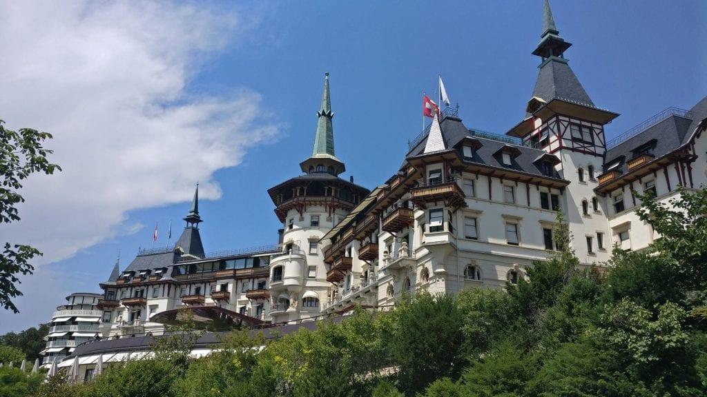 Leading Hotels teilnehmende Hotels
