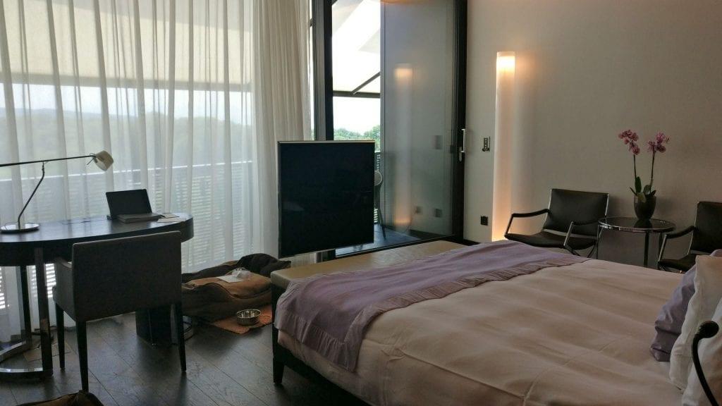 The Dolder Grand Zürich Deluxe Room 3