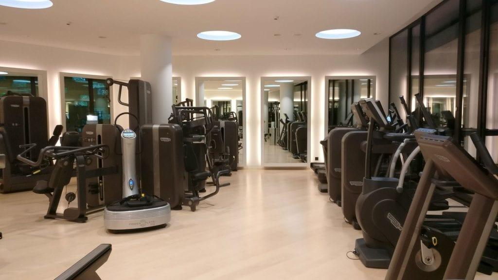 The Dolder Grand Zürich Fitness 2