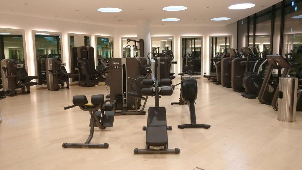 The Dolder Grand Zürich Fitness 3