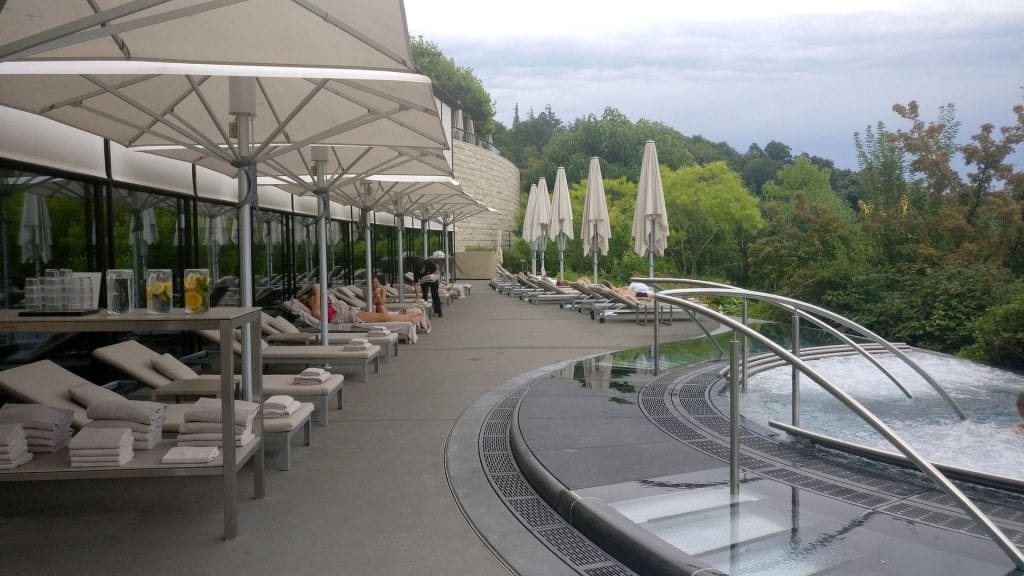 The Dolder Grand Zürich Spa 13