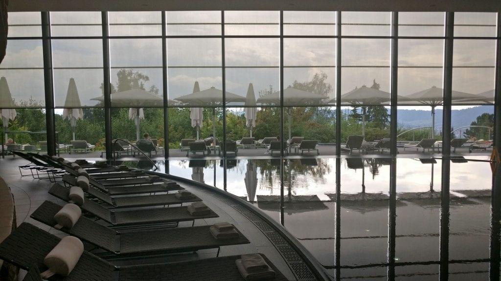 The Dolder Grand Zürich Spa 9