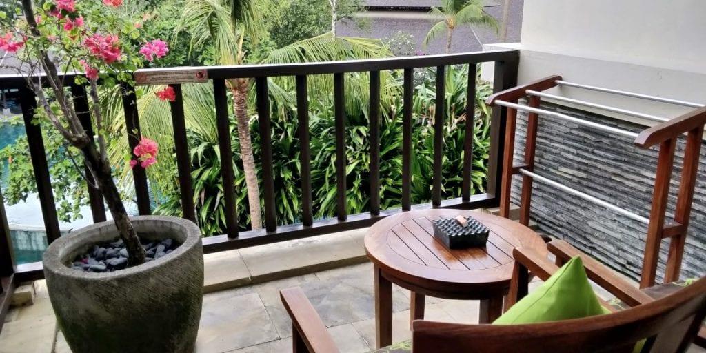 Novotel Bali Nusa Dua Balkon