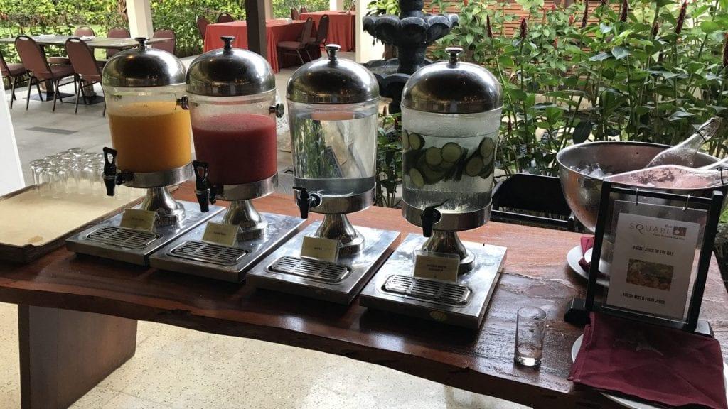 Novotel Bali Nusa Dua Frühstück 4