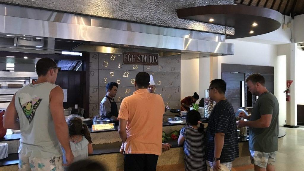 Novotel Bali Nusa Dua Frühstück 5