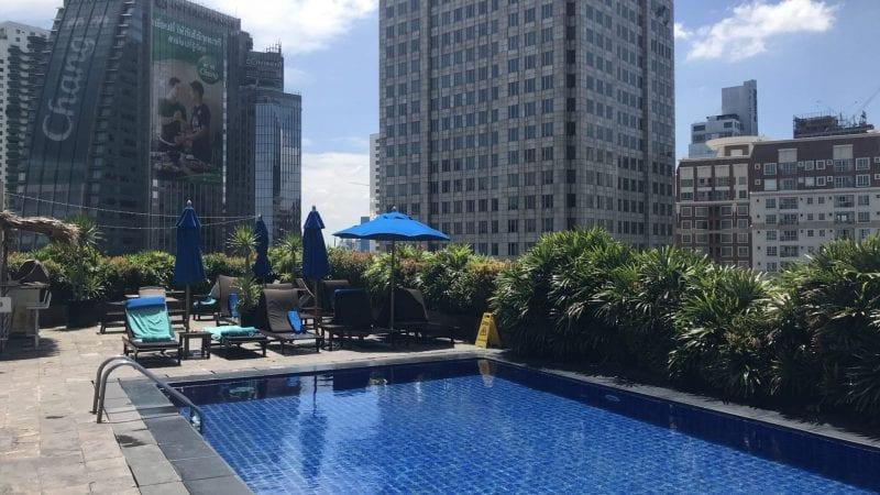 Park Plaza Bangkok Sukhumvit Pool 2