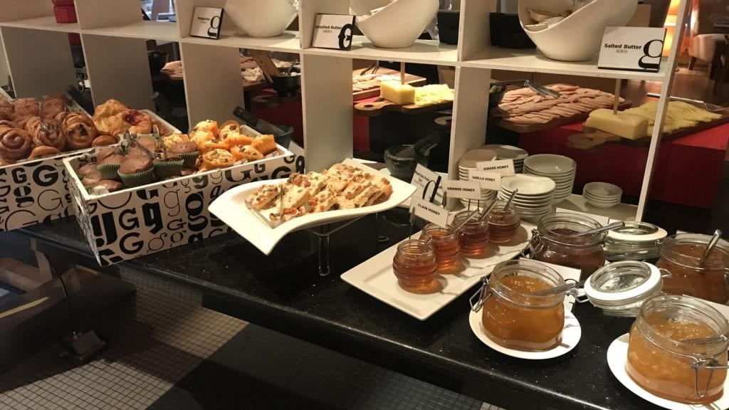 Pullman Bangkok Hotel G Frühstück 3