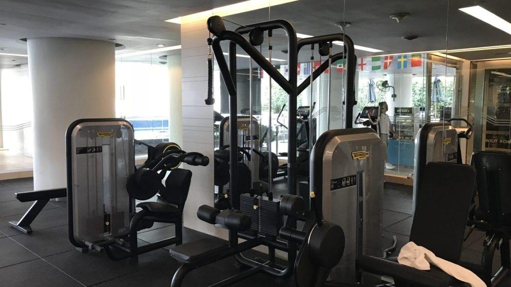 Pullman Bangkok Hotel G Gym 3