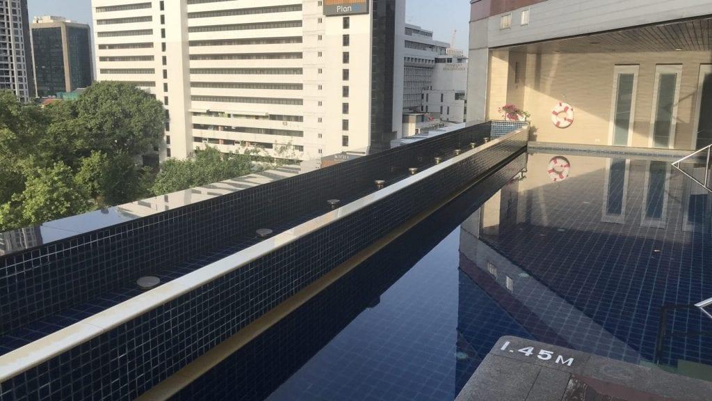 Pullman Bangkok Hotel G Pool 1