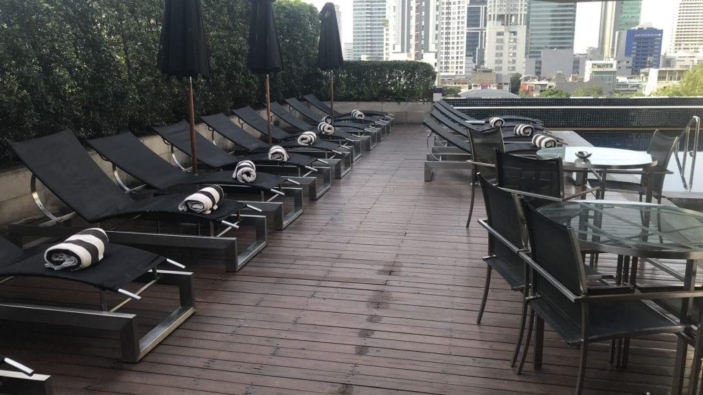 Pullman Bangkok Hotel G Pool 2