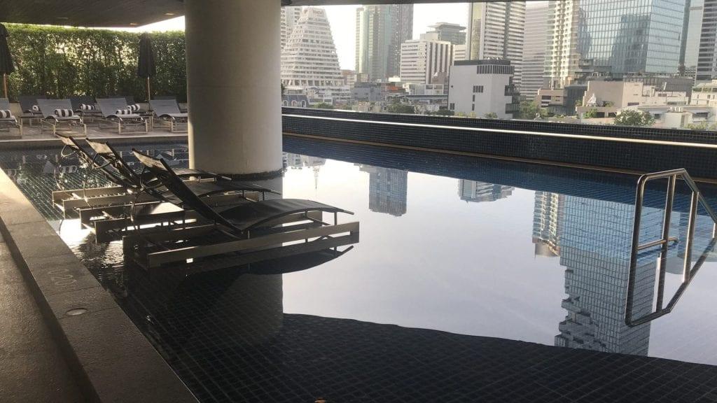 Pullman Bangkok Hotel G Pool 3