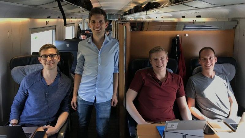 Reisetopia Team Bahn ICE