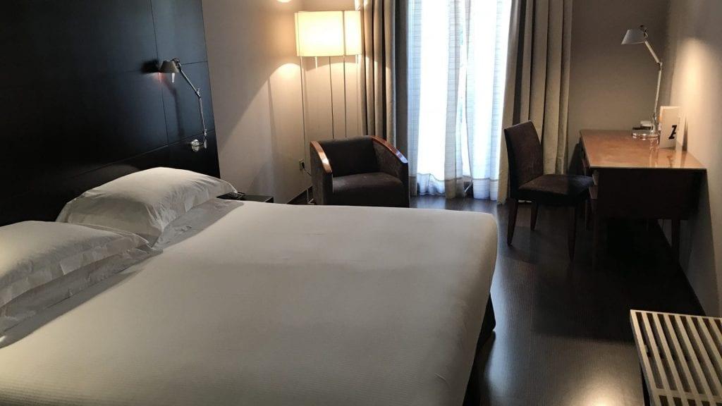 Alexandra Barcelona Hotel Zimmer