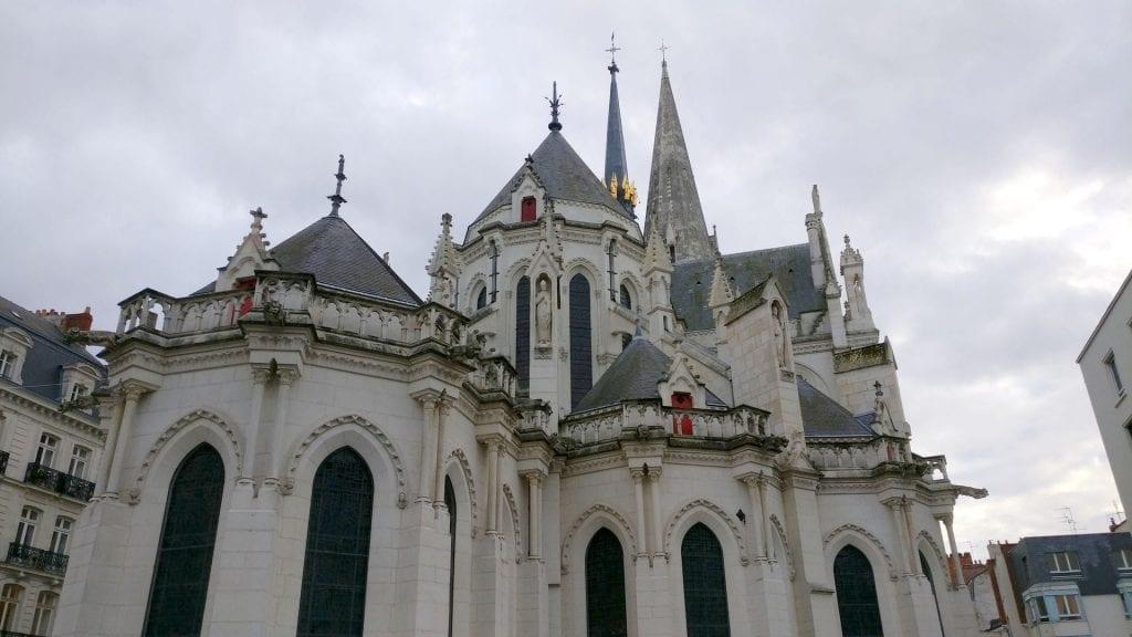 Basilique Saint Nicolas Nantes