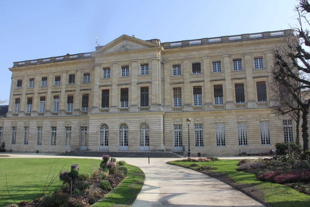 Bordeaux Museum Of Fine Arts