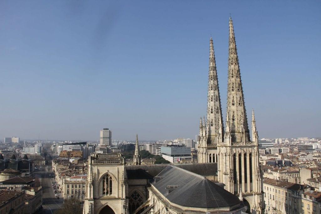 Bordeaux Pey Berland Tower View