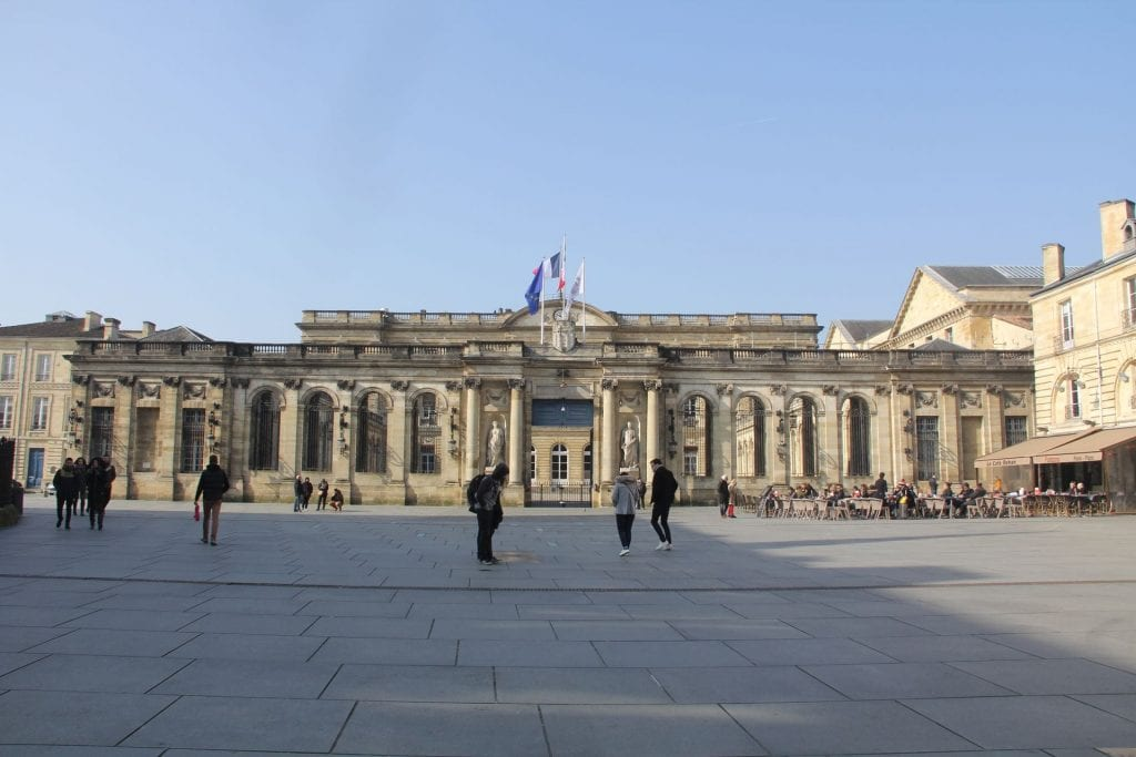Bordeaux Town Hall