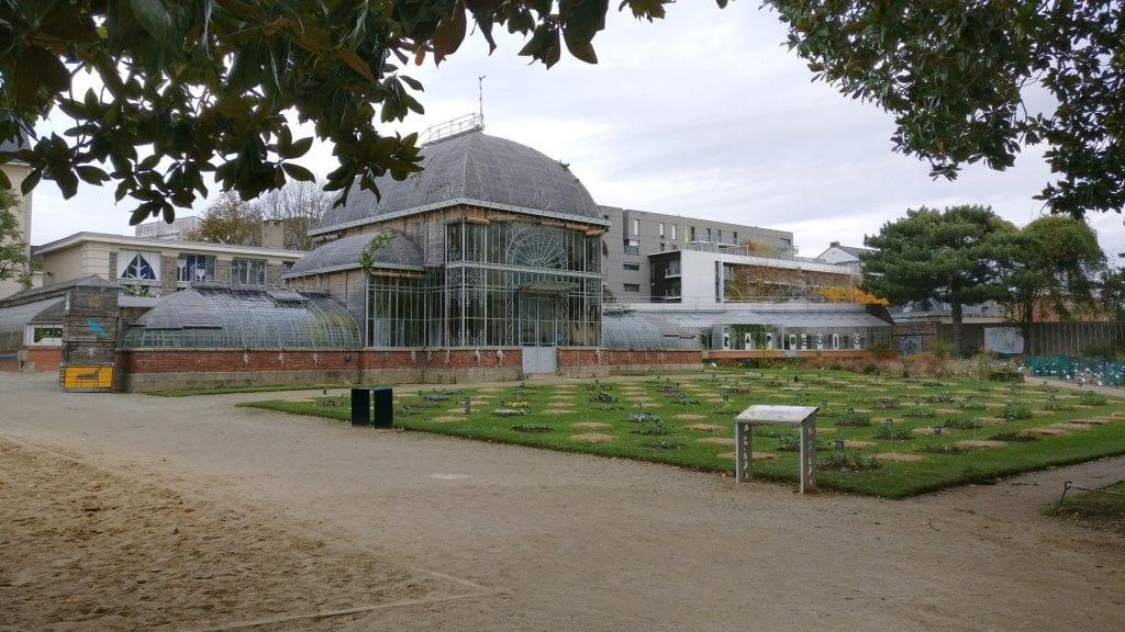 Botanischer Garten Nantes