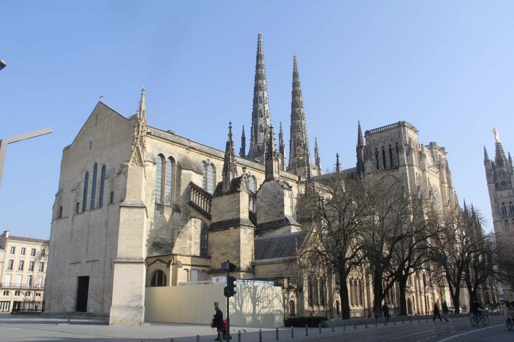 Cathedral Saint André De Bordeaux
