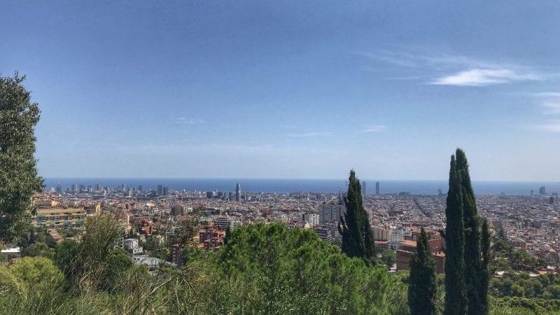 City Guide Barcelona Aussicht
