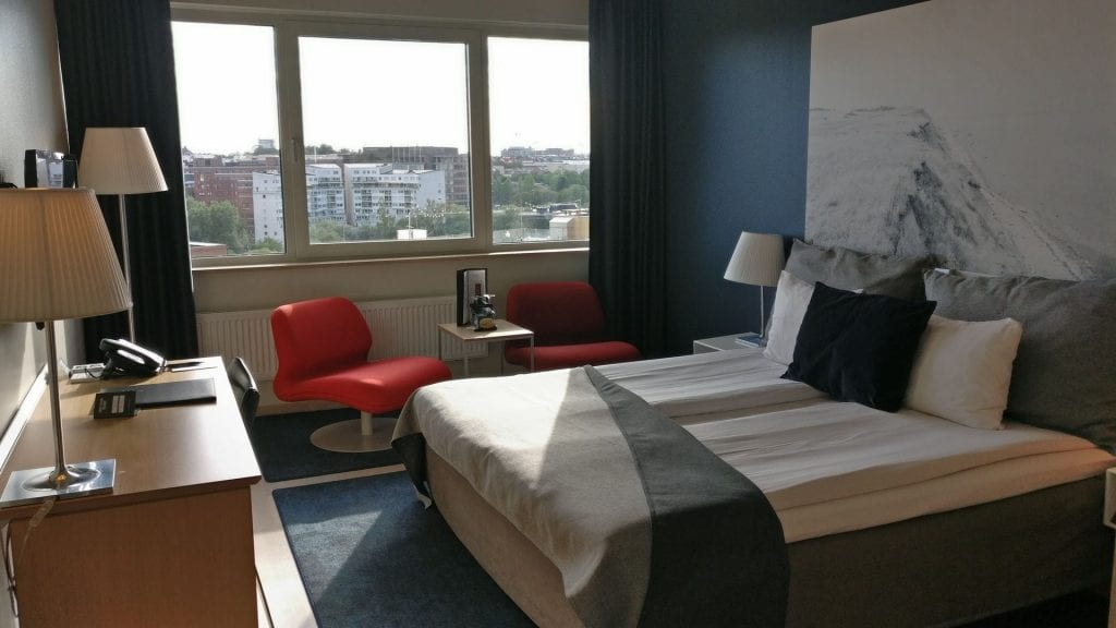 Clarion Hotel Sign Stockholm Superior Zimmer 2