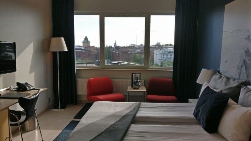 Clarion Hotel Sign Stockholm Superior Zimmer