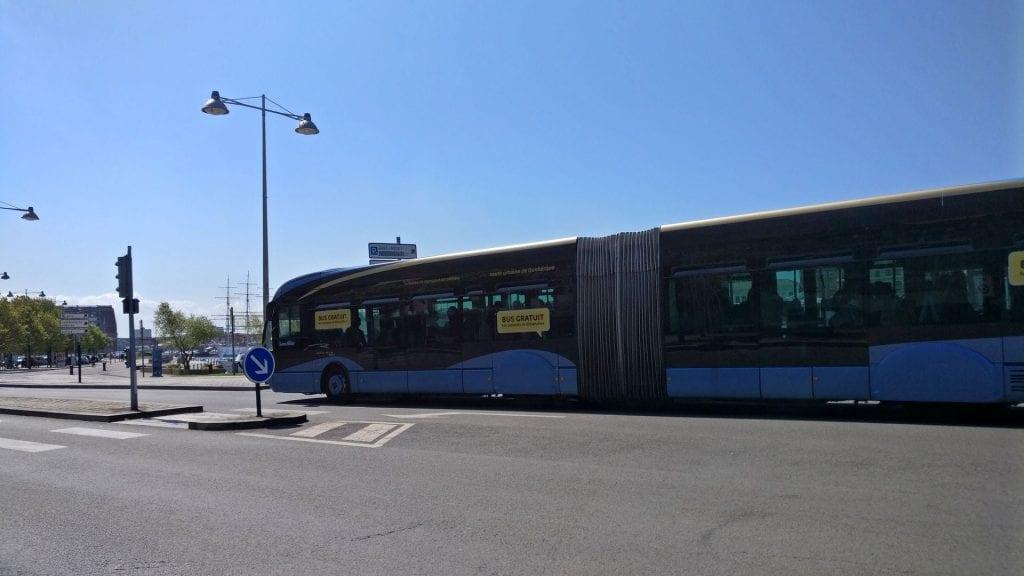 Dünkirchen Bus