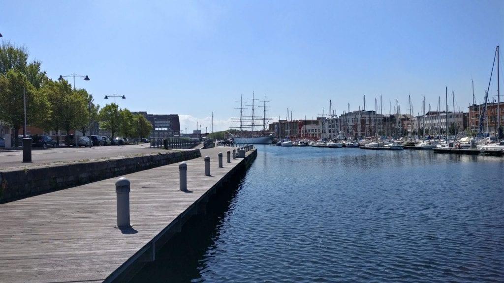 Dünkirchen Hafen