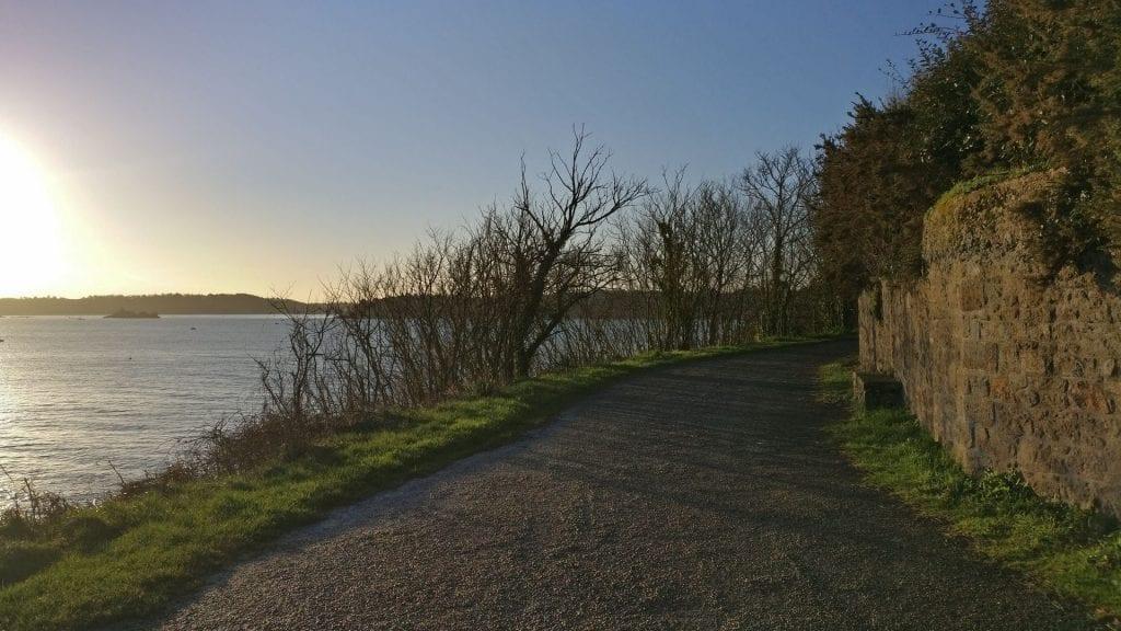 Dinard Wanderweg