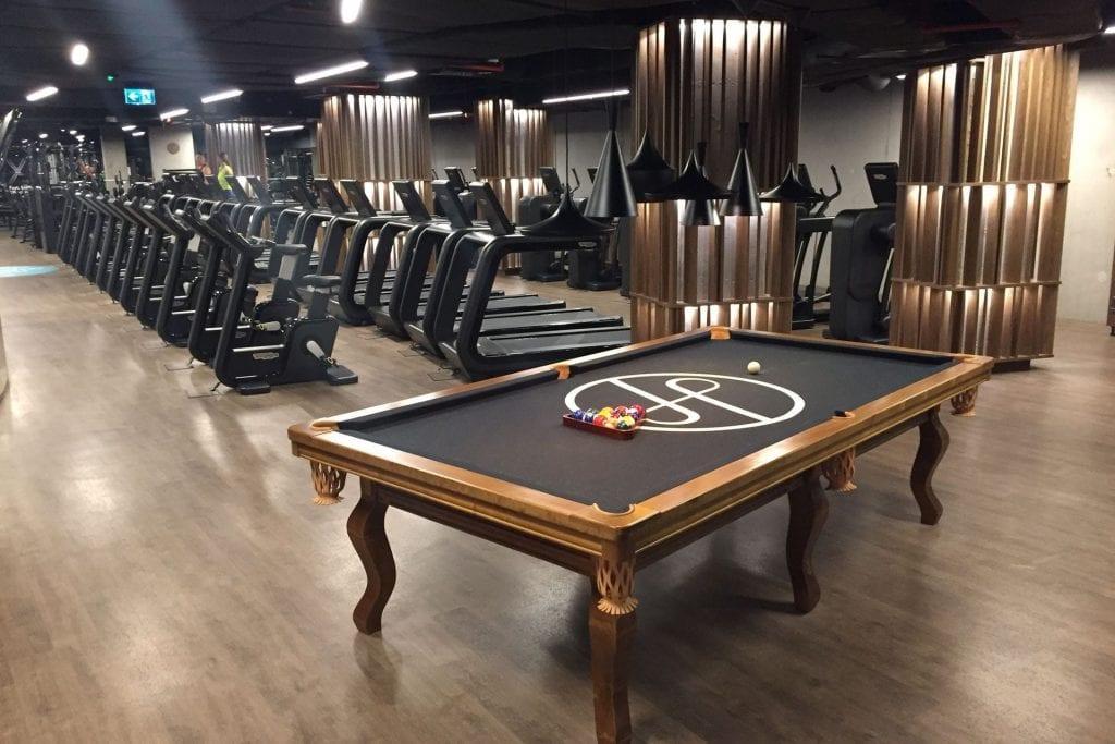 DoubleTree Breslau Gym 1