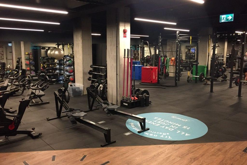 DoubleTree Breslau Gym 3