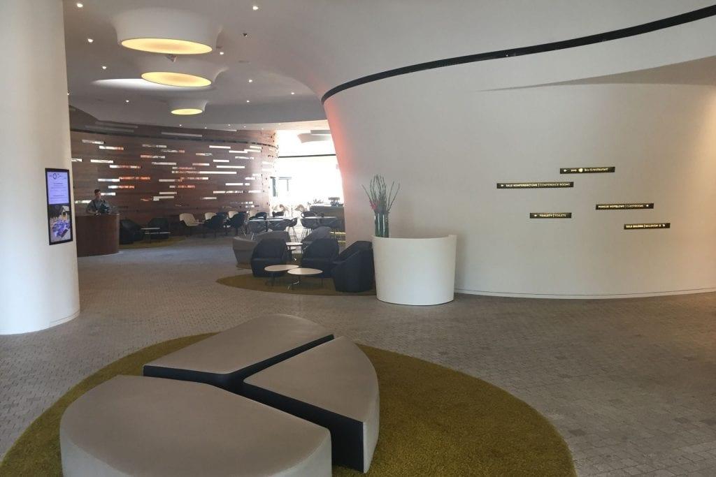 DoubleTree Breslau Lobby