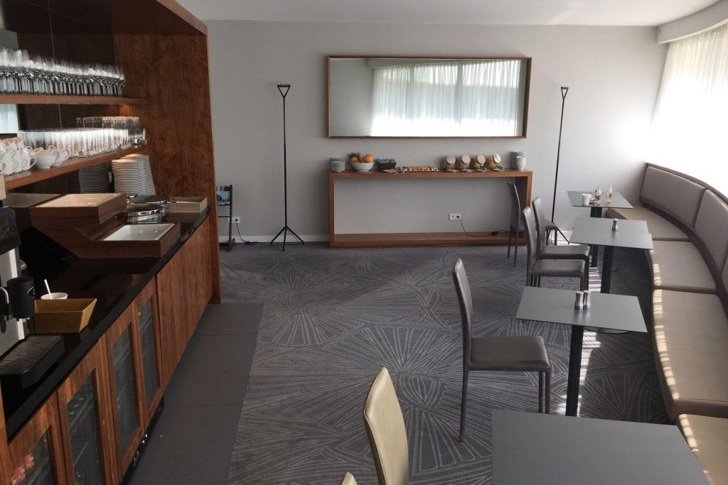 DoubleTree Breslau Lounge 1