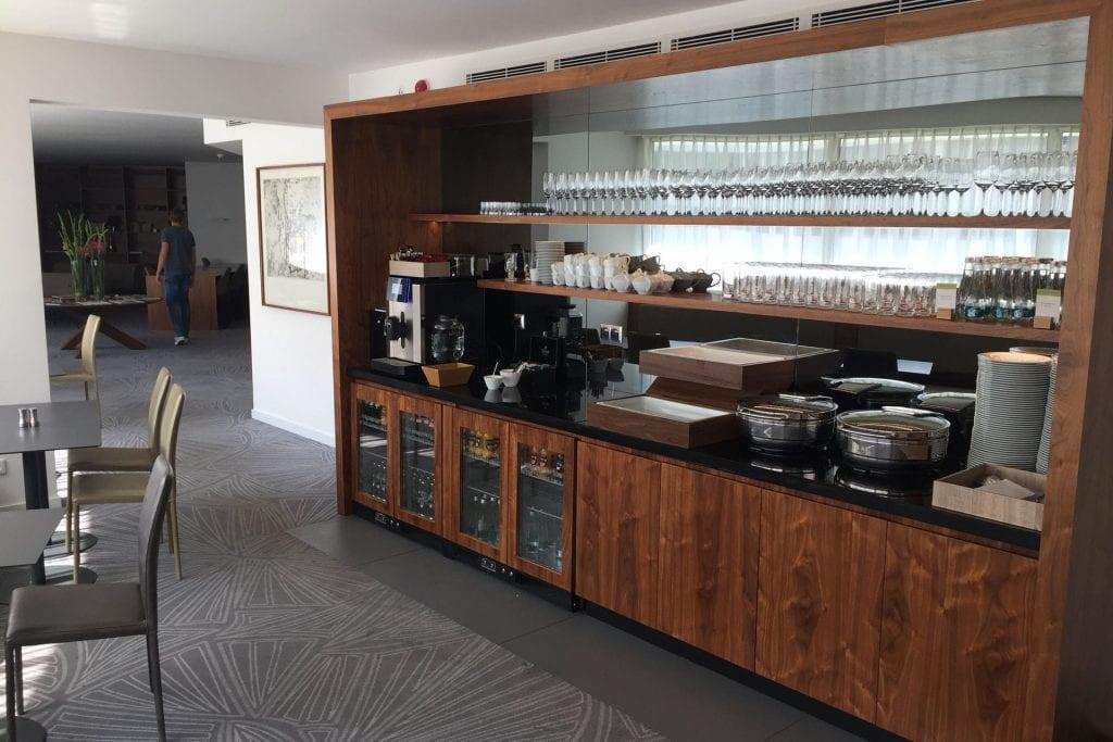 DoubleTree Breslau Lounge 2