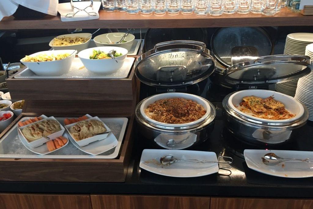 DoubleTree Breslau Lounge Dinner 2