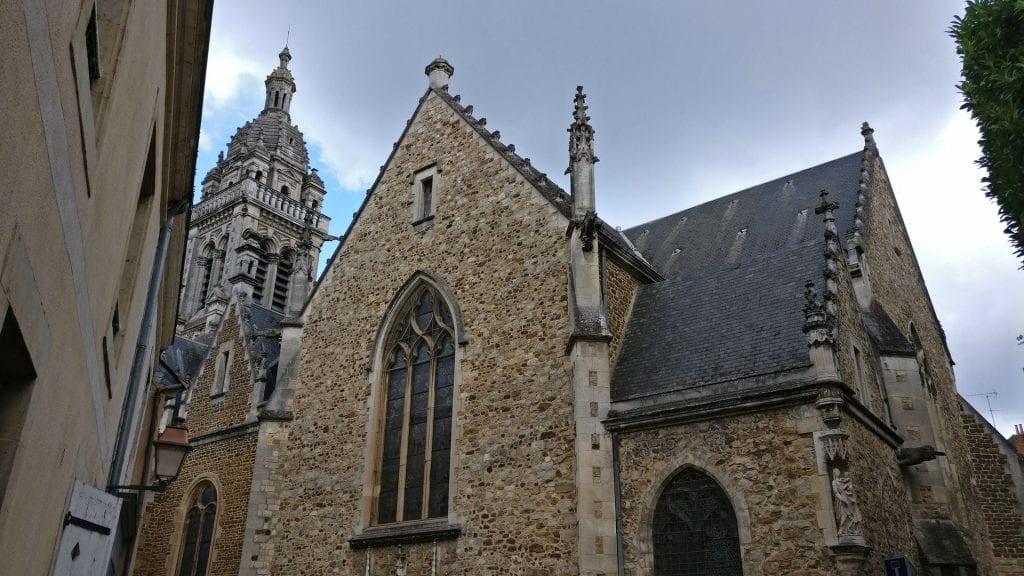 Eglise Saint Benoit Le Mans