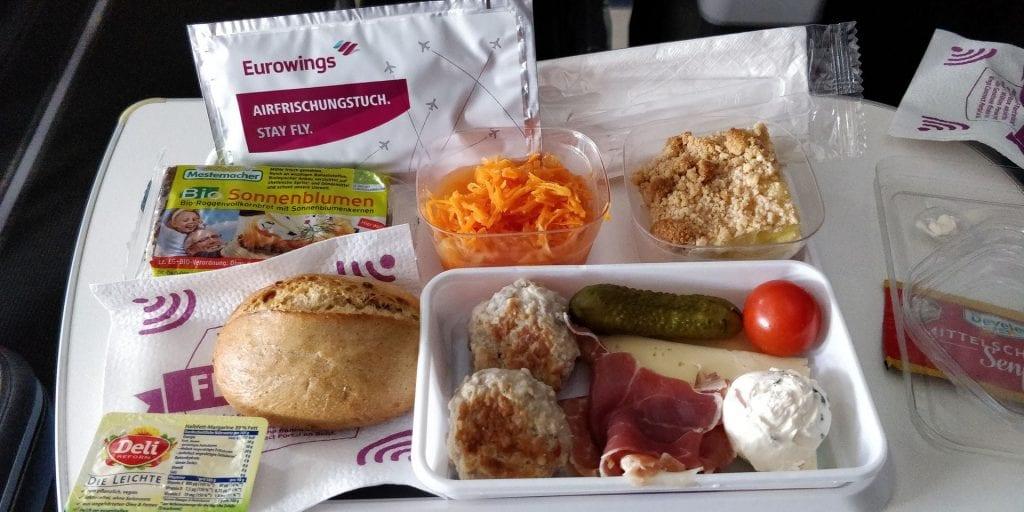 Eurowings Best Frühstück