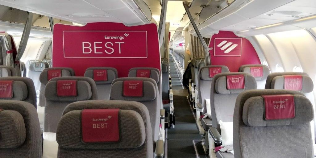 Eurowings Best Kabine