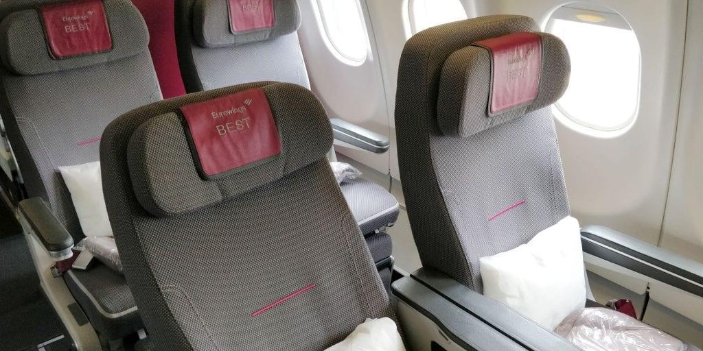 Eurowings Best Sitz 5