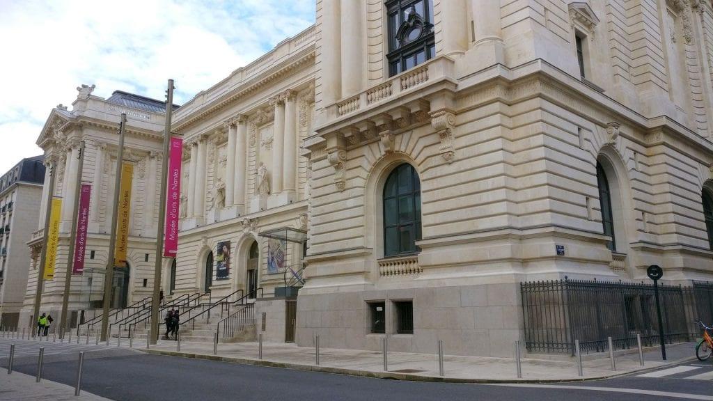 Fine Arts Museum Nantes