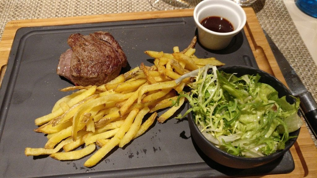 Golf Du Medoc Resort Dinner