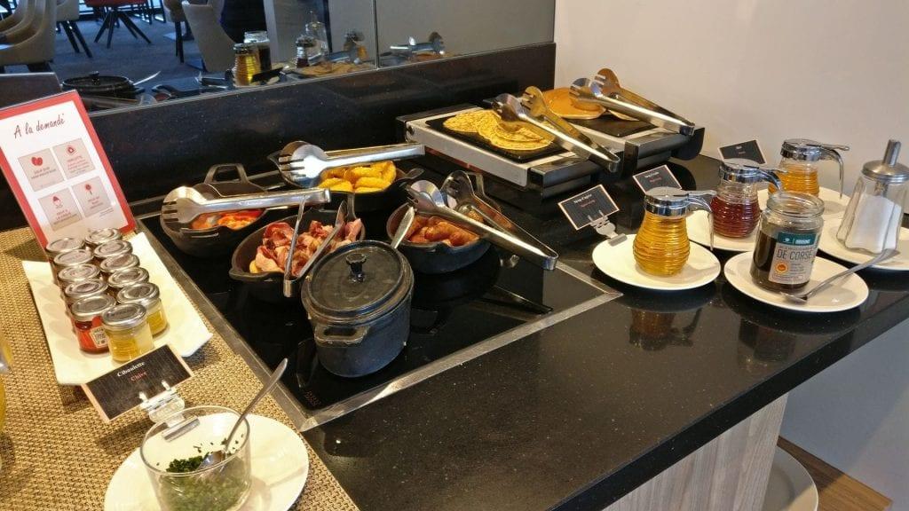 Golf Du Medoc Resort Frühstück