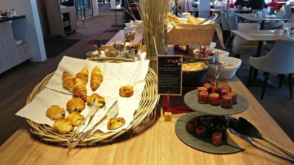 Golf Du Medoc Resort Frühstück 2