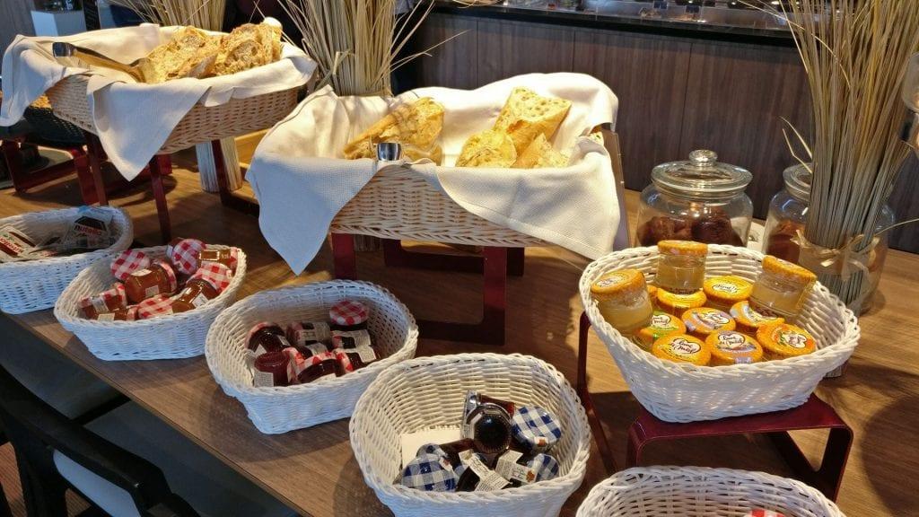 Golf Du Medoc Resort Frühstück 3