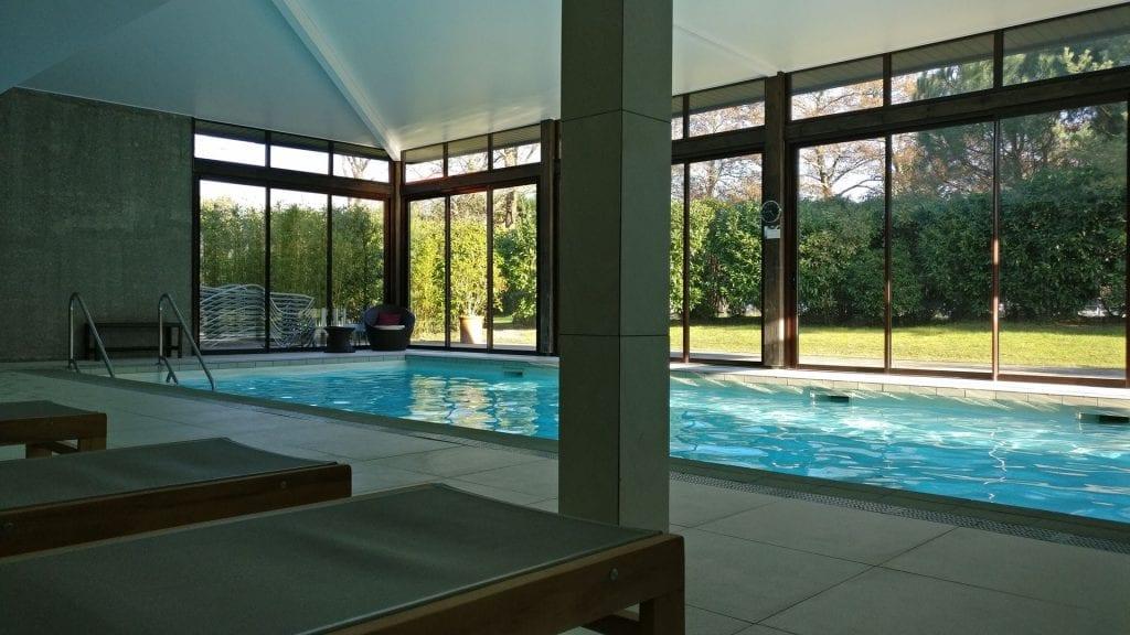 Golf Du Medoc Resort Pool 2